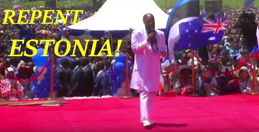 Nakuru Äratus 2016. Prohvet Dr. Owuor