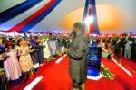 Nairobi Altaril. 10.7.2016. On Noa päevad.